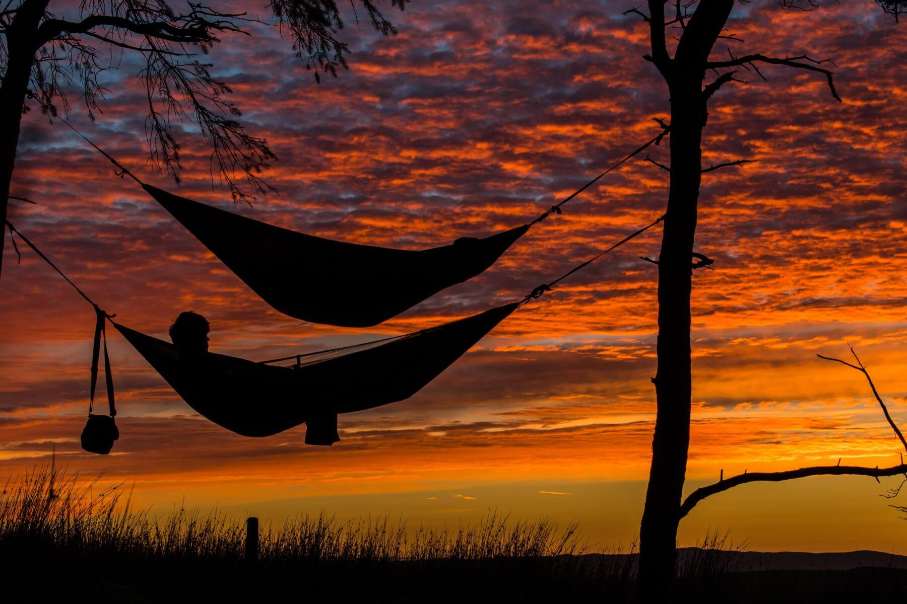 Helpful Tips and Resources For A First-time Hammock Camper | Montem