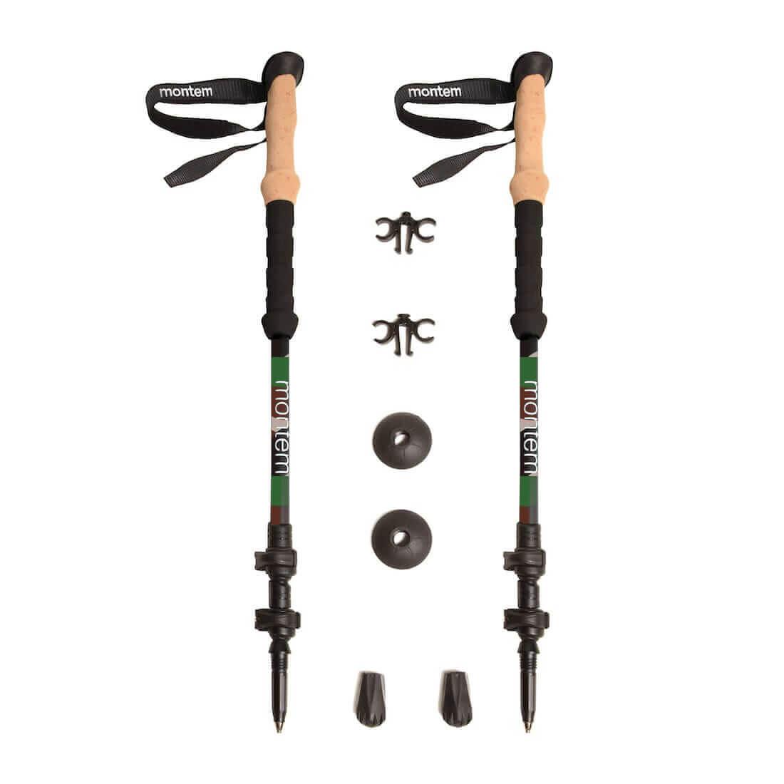 Ultra Strong Trekking Poles - Pair